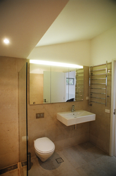 High quality finish in bathroom renovation