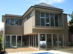 Extension to existing home in Rose Bay